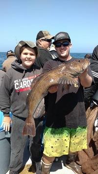 Shallow water fishing at Santa Rosa Island -6