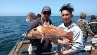 Shallow water fishing at Santa Rosa Island -8