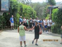 Second Annual Sarah House Basketball Invitational
