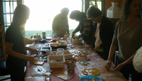 Mosaic Mural Workshop