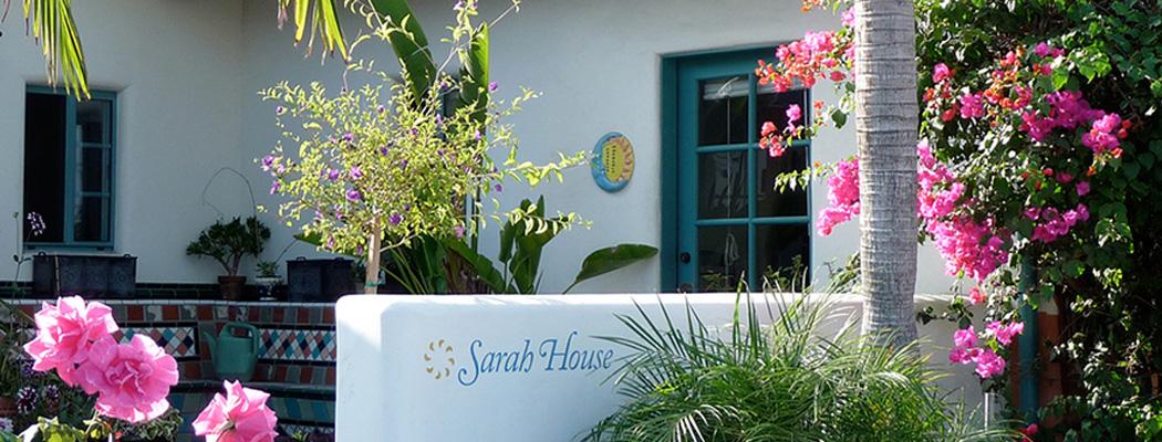 Sarah House Exterior