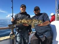 Steady fishing at Santa Rosa Island-2