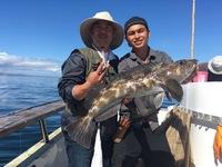 Steady fishing at Santa Rosa Island-5