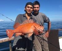 Steady fishing at Santa Rosa Island-6