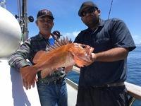 Steady fishing at Santa Rosa Island-7