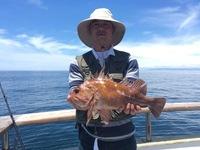 Steady fishing at Santa Rosa Island-10