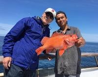 Steady fishing at Santa Rosa Island-11