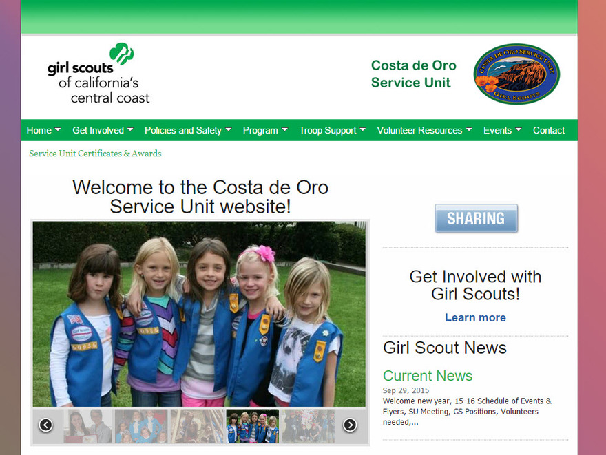 Costa de Oro Service Unit