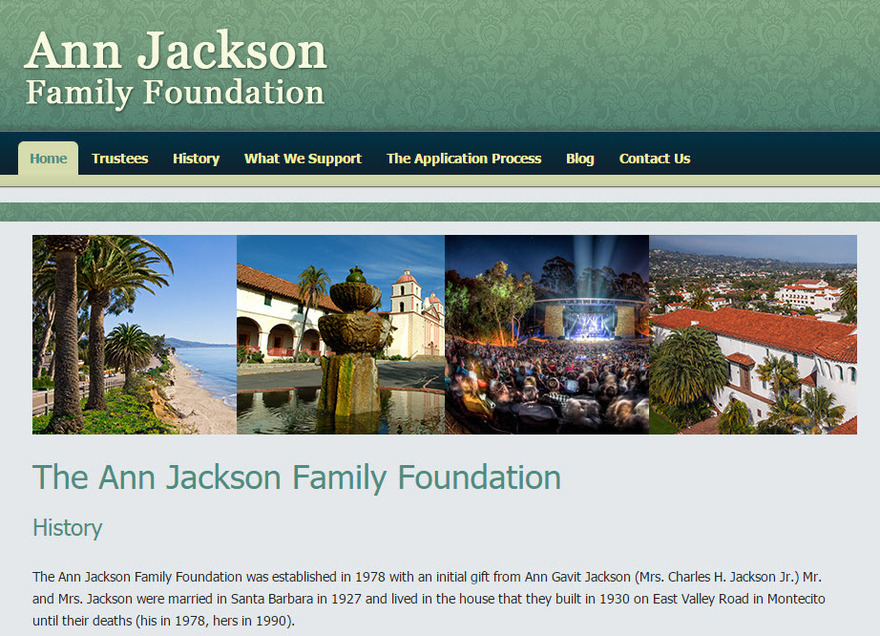 The Ann Jackson Family Foundation