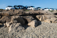 California Coastal Commission May Approve Rock Wall at Goleta Beach Park