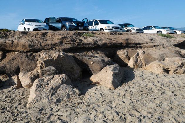 California Coastal Commission May Approve Rock Wall at Goleta Beach Park