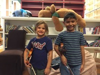 Pre-Twinkle Violin Camp Added for June 13-17, 2016
