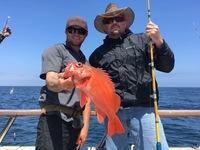 Good day at Santa Rosa Island-11