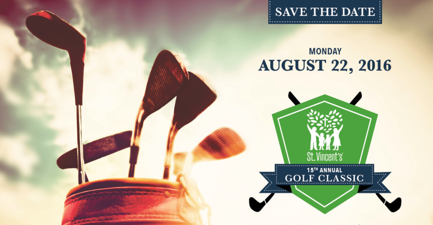 St. Vincent's 15th Annual Golf Classic