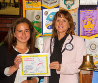 Top 3 Winners chosen by Santa Barbara Rotary North