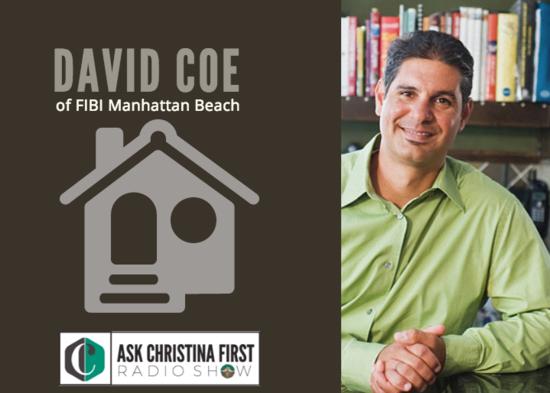Interview with David Coe of FIBI Manhattan Beach