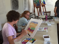 Introduction to Watercolor  -3