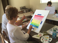 Introduction to Watercolor  -6