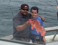1/2 day Fishing in Santa Barbara-14