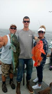Rockfish & Lingcod at Santa Rosa Island-8