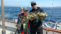 Slayin the Lingcod!-2