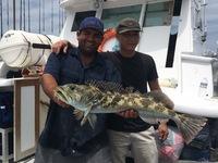 Coral Sea 3/4 Day 6.12.16-7