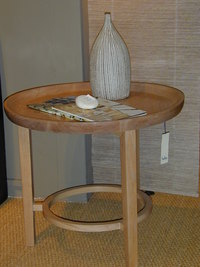 Tray Table in Solid White Oak