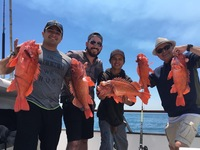 Coral Sea 6.17.16 3/4 day Charter-2