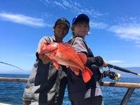 Coral Sea 1/2 day 6.19.16-6