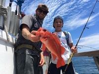 Coral Sea 1/2 day 6.19.16-8