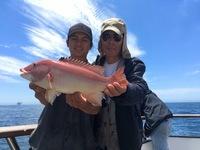 Coral Sea 1/2 day 6.19.16-17
