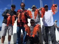 Coral Sea 3/4 Day Charter 6.18.16-9
