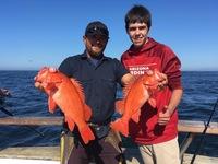 Coral Sea Coastal 3/4 Day 6.20.16-6