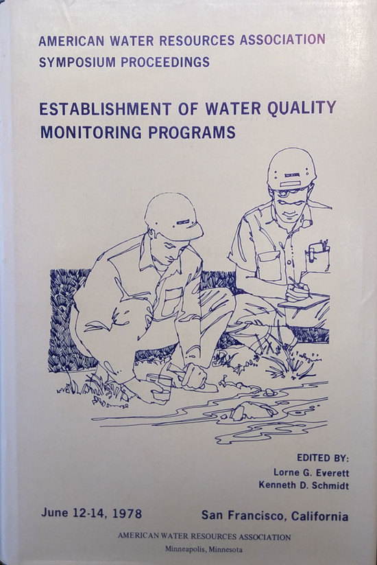 LGE 1978 Establishment Water Quality Monitoring Programs