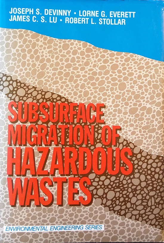 LGE 1990 Subsurface Migration Hazardous Wastes