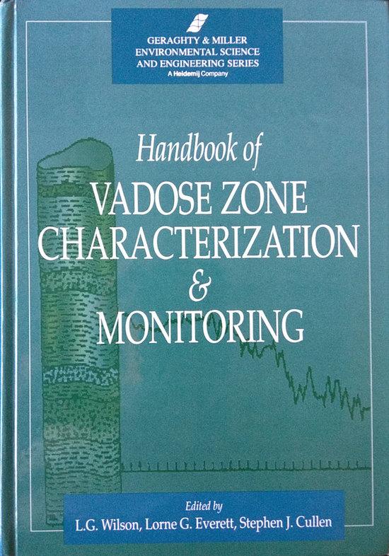 LGE 1995 Handbook Vadose Zone Characterization Monitoring