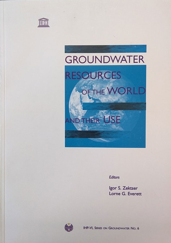 LGE 2004 GW Resources of World and Use No 6