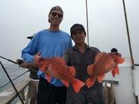 Coral Sea 6.26.16 1/2 Day -5