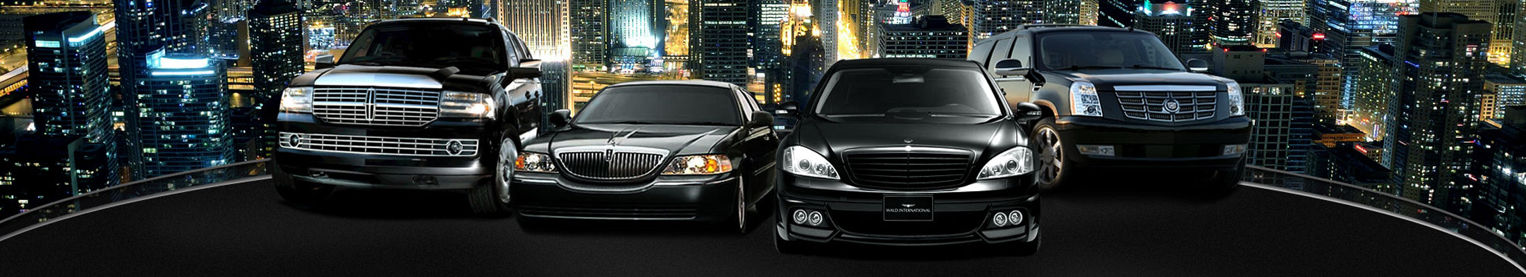 Black Sedan Fleet