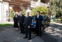The Executive Transportation Team