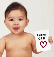 Infant/Child CPR Santa Barbara Goleta Carpinteria - Basic Life ...