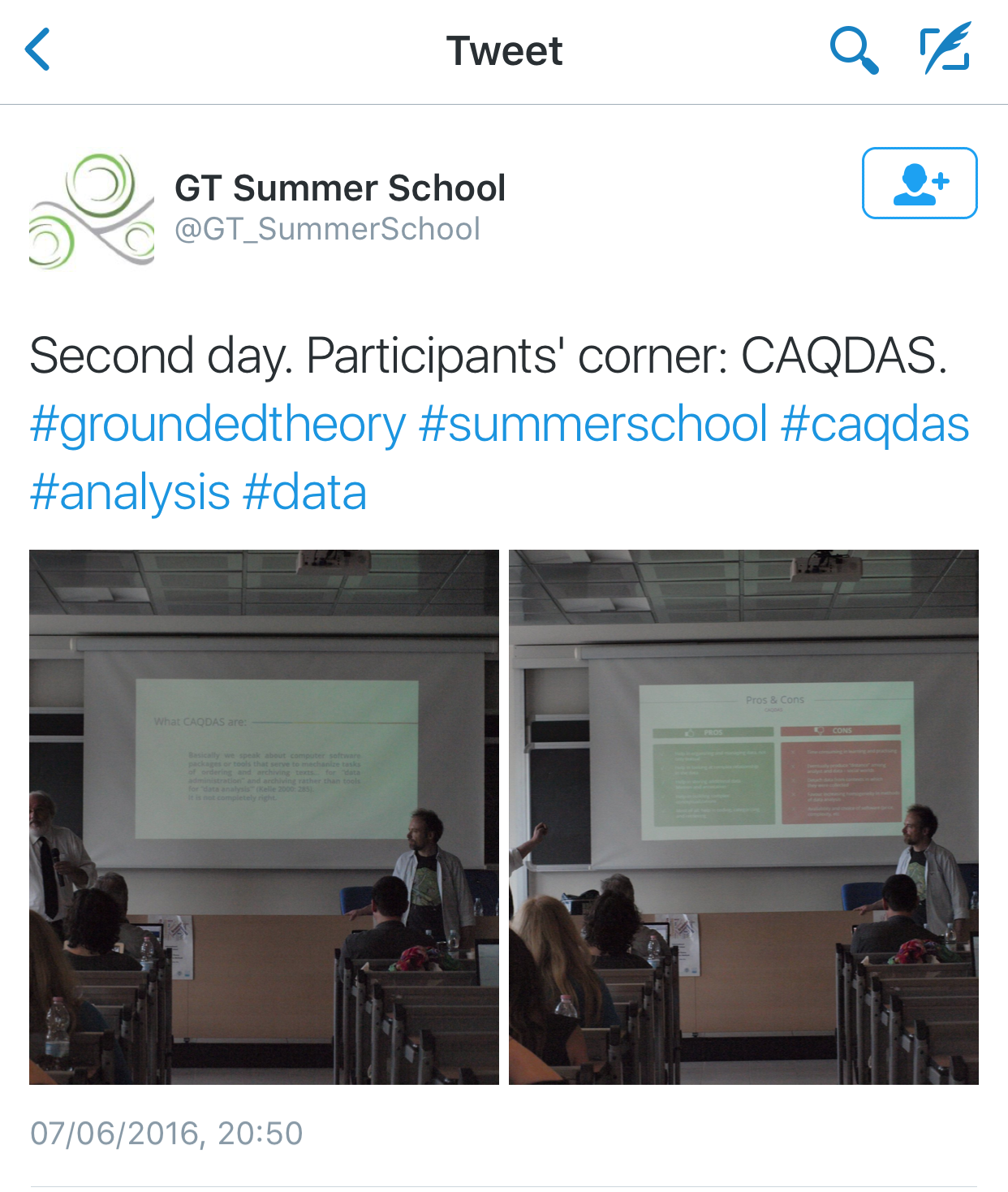 Breaking down the boundaries between CAQDAS advocates and critics
