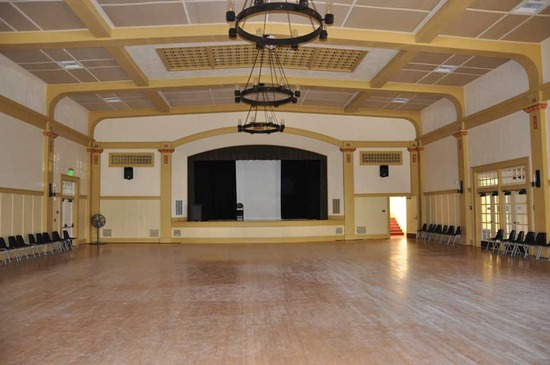 Carrillo Ballroom Update