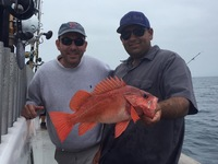 Coral Sea 7.1.16 1/2 day WSB-9