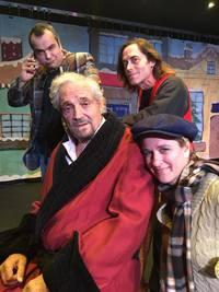 An Actor's Carol-8