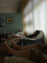 Lying with needles