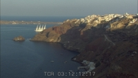 Greece: Waterways of Santorini