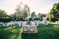 Bacara Resort Oval Lawn