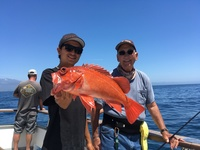 Coral Sea 7.22.16 1/2 day fishing-5