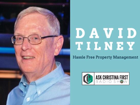 Interview w/ David Tilney